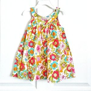 Marks & Spencer Girl Floral Dress